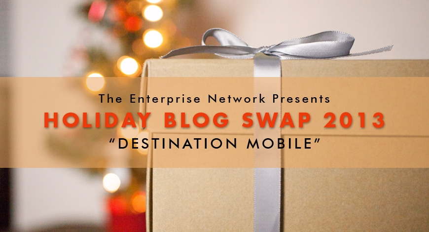 Announcing the Holiday Blog Swap 2013