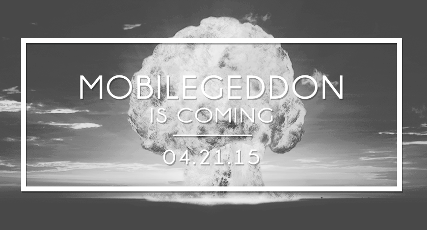 Mobilegeddon: Google Set to Release Algorithm Update