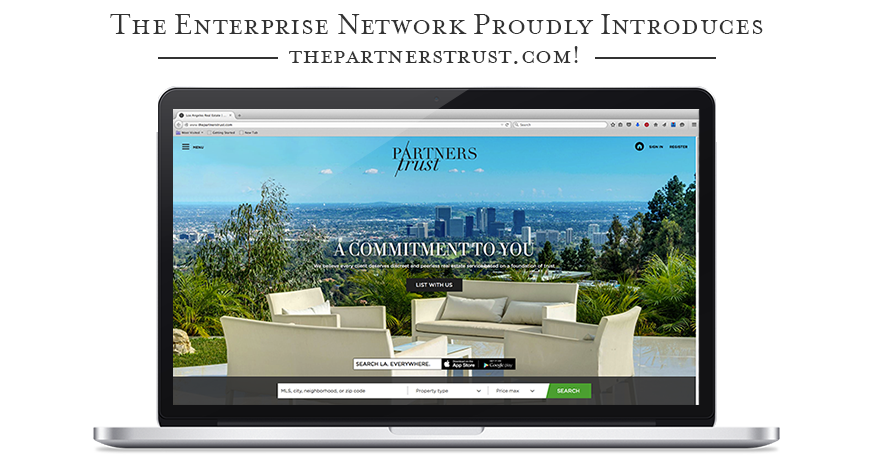The Partners Trust Launches Responsive Website on Enterprise Platform