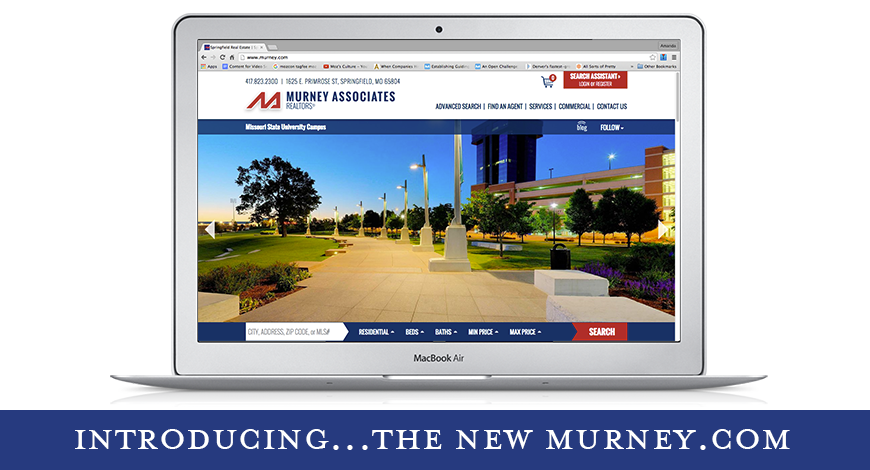 Murney Associates, Realtors Launches New Site on Enterprise Platform!