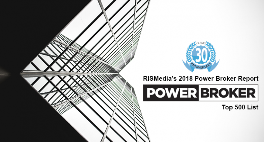 Members Make RISMedia's 2018 Power Broker Report