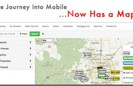 The Responsive Real Estate Map Search