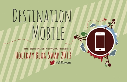 Holiday Blog Swap & 2013 Agent Survey