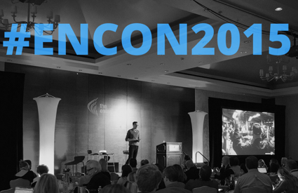 Join us at ENCON2015: A Network of Relationships