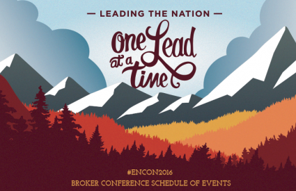 ENCON2016: Schedule Announced for Our Broker Conference!