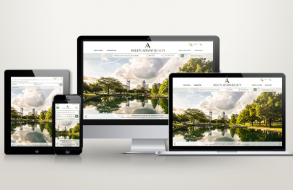Helen Adams Realty Launches New and Improved Website!