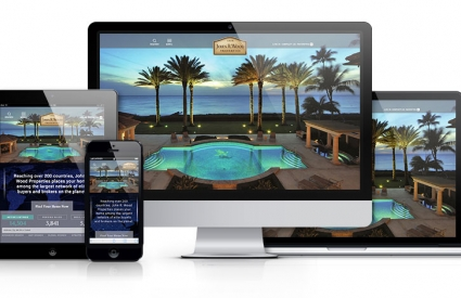 John R. Wood Properties Releases New Site on Enterprise Platform