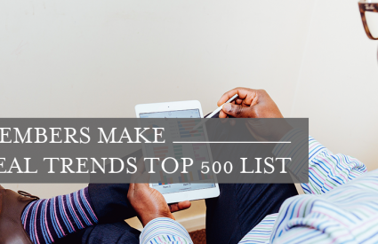 Members Make REAL Trends Top 500 List!